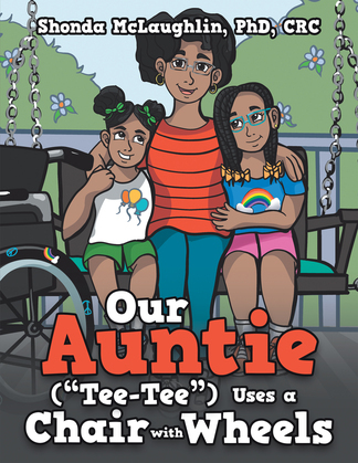 """Our Auntie (""""Tee-Tee"""") Uses a  Chair with Wheels"""