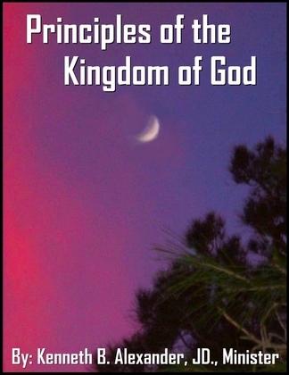 Principles of the Kingdom of God