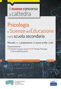 Psicologia e Scienze dell'educazione nella scuola secondaria