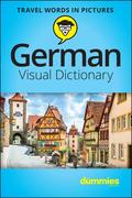 German Visual Dictionary For Dummies