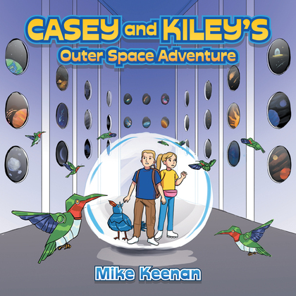 Casey and Kiley's  Outer Space Adventure