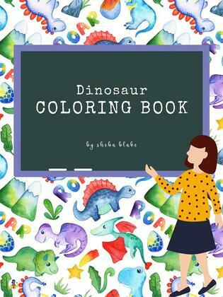 The Scientifically Accurate Dinosaur Coloring Book for Kids Ages 6+ (Printable Version)