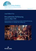 Die polnische Verfassung vom 3. Mai 1791