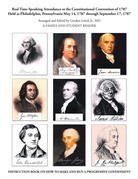 Real Time Speaking Attendance at the Constitutional Convention of 1787