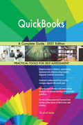QuickBooks A Complete Guide - 2021 Edition