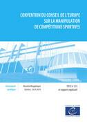 Convention du Conseil de l'Europe sur la manipulation de compétitions sportives