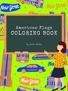 American Flags of the World Coloring Book for Kids Ages 6+ (Printable Version)