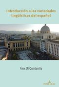 Introducción a las variedades lingüísticas del español