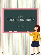 ABC Coloring Book for Kids Ages 3+ (Printable Version)