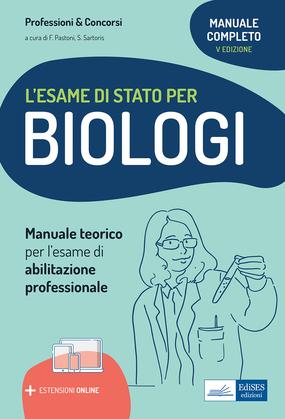 Manuale Esame di Stato Biologi