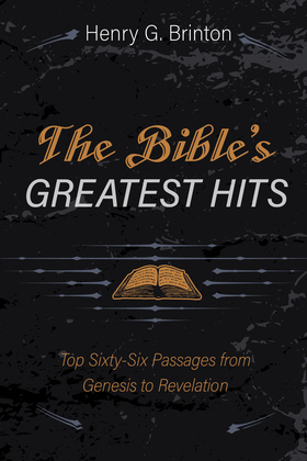 The Bible's Greatest Hits