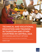 Technical and Vocational Education and Training in Tajikistan and Other Countries in Central Asia