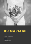Du mariage