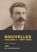 Nouvelles, volume 1