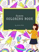 Space Coloring Book for Kids Ages 6+ (Printable Version)