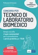 Concorsi per Tecnico di laboratorio biomedico