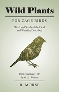 Wild Plants for Cage Birds - Weed and Seeds of the Field and Wayside Described - With Footnotes, etc., by G. E. Weston