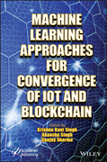 Machine Learning Approaches for Convergence of IoT and Blockchain