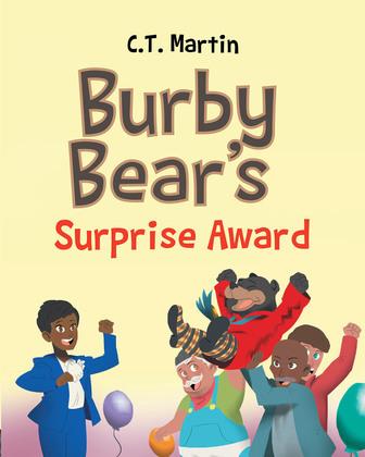 Burby Bear's Surprise Award