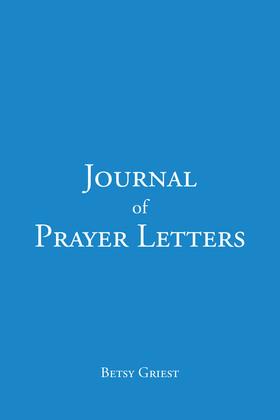 Journal of Prayer Letters