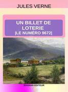 Un billet de loterie