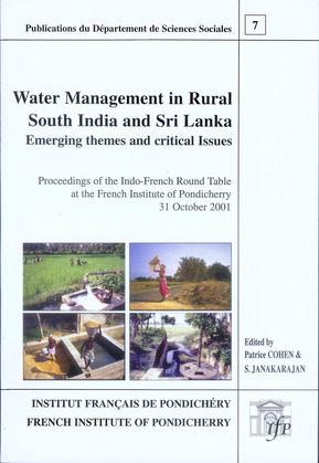 Water management in rural South India and Sri Lanka
