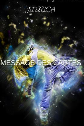 MESSAGE DES CARTES