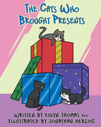 The Cats Who Brought Presents