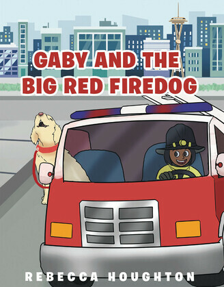 Gaby And The Big Red Firedog