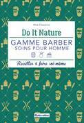 Gamme Barber, soins pour homme