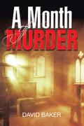 A Month of Murder