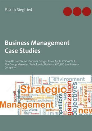 Business Management Case Studies