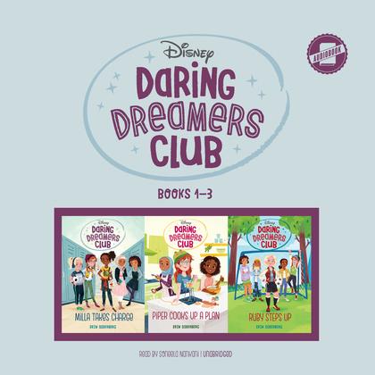 Daring Dreamers Club: Books 1–3