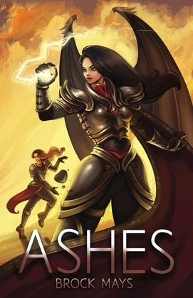 Ashes: Book Two of the Ascension Saga