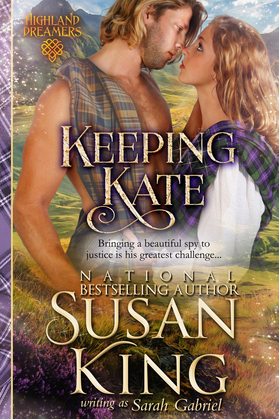 Keeping Kate (Highland Dreamers, Book 2)