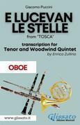 E lucevan le stelle - Tenor & Woodwind Quintet (Oboe part)