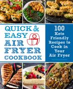 Quick & Easy Air Fryer Cookbook