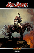 Red Sonja: She-Devil With A Sword: Travels Vol. 1