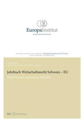Jahrbuch Wirtschaftsrecht Schweiz – EU