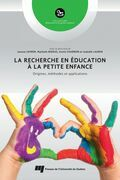 La recherche en éducation à la petite enfance