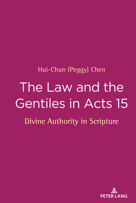 The Law and the Gentiles in Acts 15