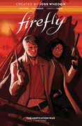 Firefly: The Unification War Vol. 3 SC (Book 3)
