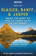 Moon Best of Glacier, Banff & Jasper