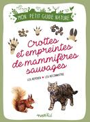 Crottes et empreintes de mammifères sauvages