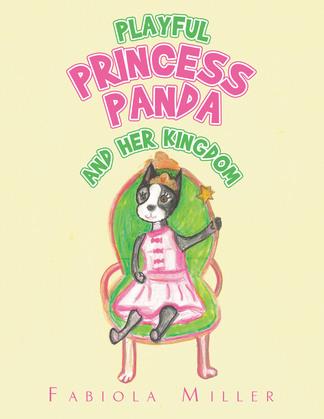 Playful Princess Panda