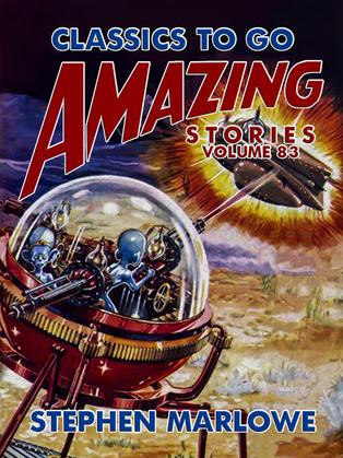 Amazing Stories Volume 83