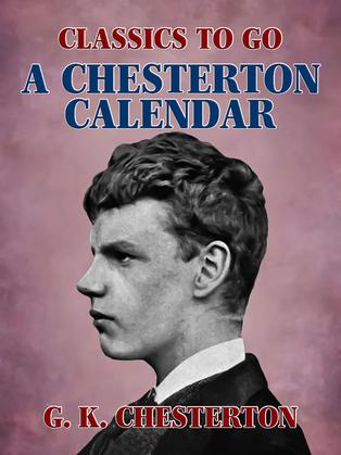 A Chesterton Calendar