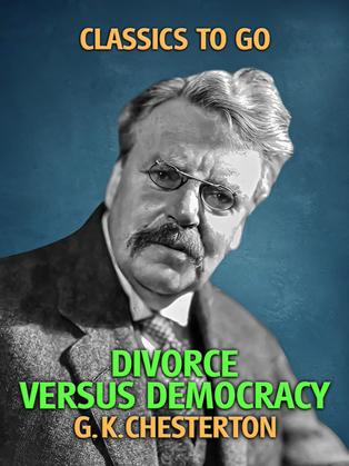 Divorce versus Democracy