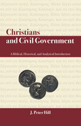 Christians and Civil Government