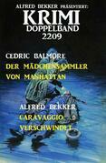 Krimi Doppelband 2209